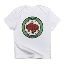 USS MARIANO G. VALLEJO Creeper Infant T-Shirt