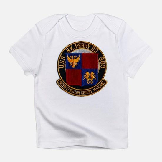 USS NEWMAN K. PERRY Infant T-Shirt