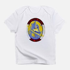 USS HANSON Creeper Infant T-Shirt
