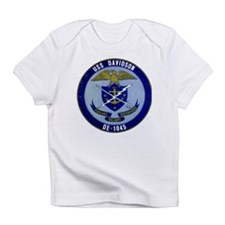 USS DAVIDSON Creeper Infant T-Shirt