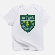 USS CONNOLE Creeper Infant T-Shirt