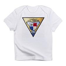 USS HANCOCK Creeper Infant T-Shirt