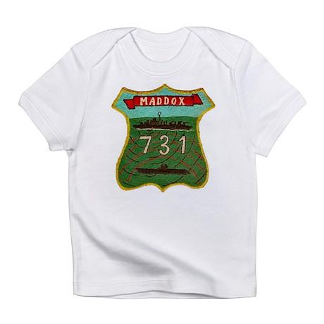 USS MADDOX Infant T-Shirt