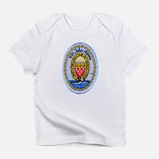 USS JOHN ADAMS Infant T-Shirt