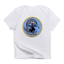 USS NARWHAL Infant T-Shirt