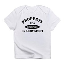 Propert of a US Army Scout Infant T-Shirt