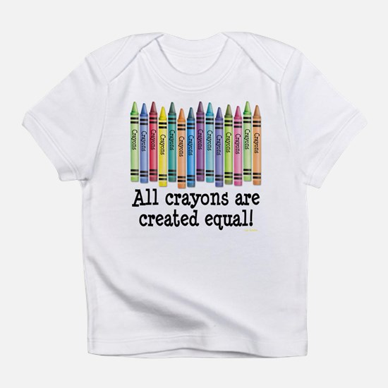 Created Equal Infant T-Shirt