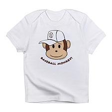 Baseball Monkey! Infant T-Shirt