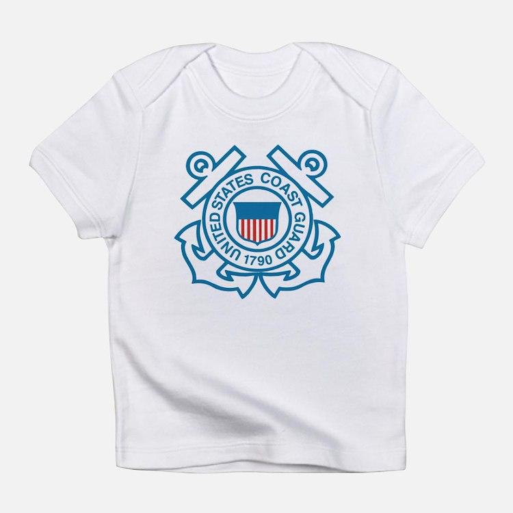 US Coast Guard Creeper Infant T-Shirt