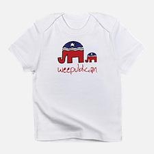 Weepublican Creeper Infant T-Shirt