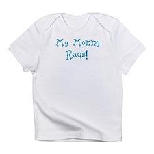 Mommy Raqs! Creeper Infant T-Shirt