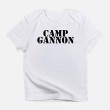 Camp Gannon Creeper Infant T-Shirt