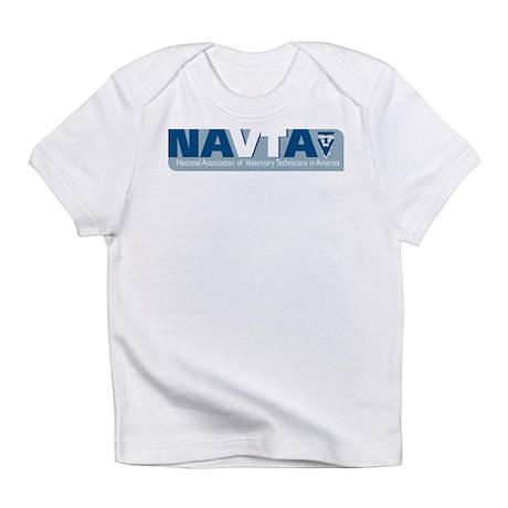NAVTA Logo Creeper Infant T-Shirt