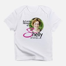Shelly Breast Cancer Team Infant T-Shirt