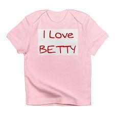 betty Infant T-Shirt