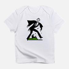 Vampire & Castle Infant T-Shirt