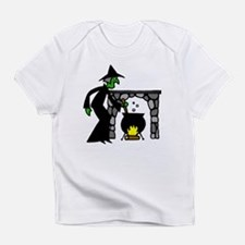 Witch & Cauldron Infant T-Shirt