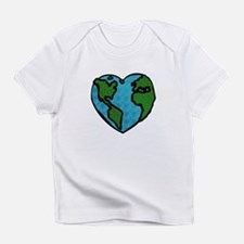 Earth Day Creeper Infant T-Shirt