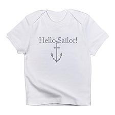 Hello Sailor Infant T-Shirt