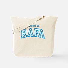 Property of Rafa Tote Bag