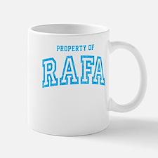 Property of Rafa Mug