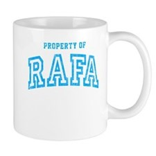 Property of Rafa Mug