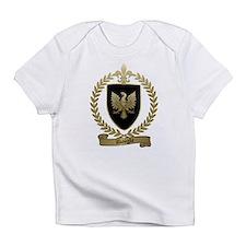 DAIGLE Family Crest Creeper Infant T-Shirt