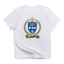 DUPUIS Family Crest Creeper Infant T-Shirt