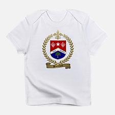 BLANCHARD Family Crest Creeper Infant T-Shirt
