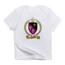 SURETTE Family Crest Creeper Infant T-Shirt