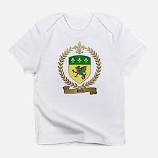PITRE Family Crest Creeper Infant T-Shirt