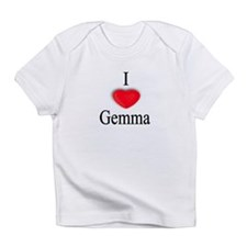 Gemma Creeper Infant T-Shirt