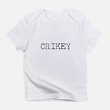 Crikey! Creeper Infant T-Shirt