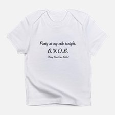 Party In My Crib Infant T-Shirt