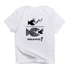 Organize Fish Infant T-Shirt