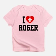 I Love Roger Infant T-Shirt