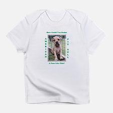 """Resist"" Creeper Infant T-Shirt"