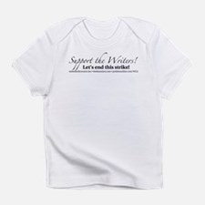 Support the Writers! Infant T-Shirt