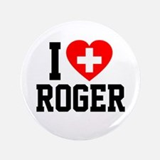 "I Love Roger 3.5"" Button"