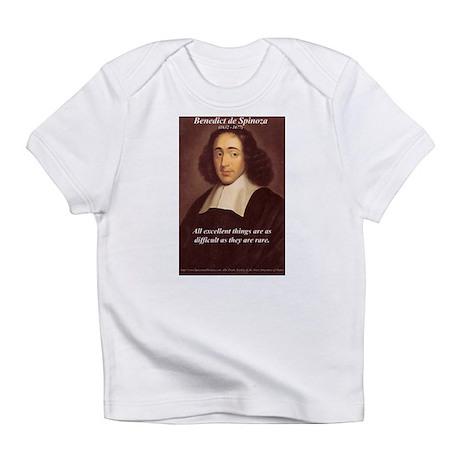 Online Media Apparel: Creeper Infant T-Shirt