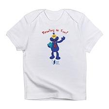 RIF Reading Is Fun Creeper Infant T-Shirt