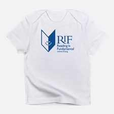 RIF Logo Gear Creeper Infant T-Shirt