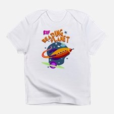 RIF Reading Planet Creeper Infant T-Shirt