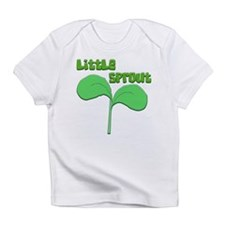 """LITTLE SPROUT"" Creeper Infant T-Shirt"
