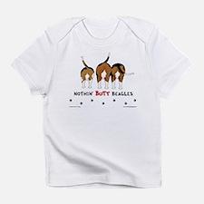 Nothin' Butt Beagles Creeper Infant T-Shirt