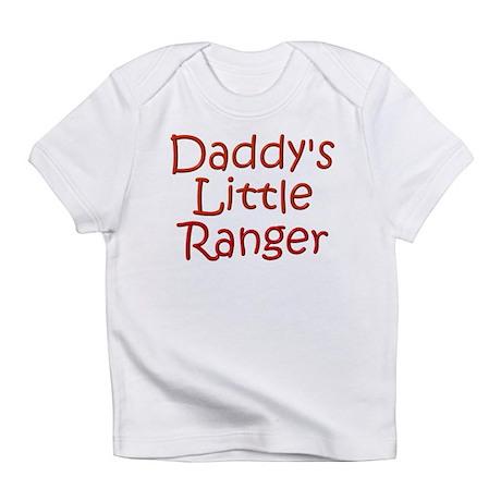Daddy's Little Ranger Creeper Infant T-Shirt