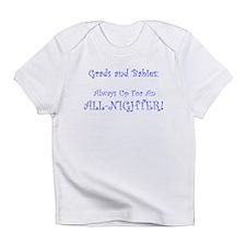 L'Aquila Grad Garb Infant T-Shirt