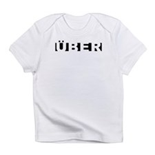 Uber Creeper Infant T-Shirt