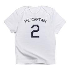 #2 - The Captain Infant T-Shirt