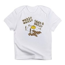 Wakie Wakie Eggs & Bakie Infant T-Shirt